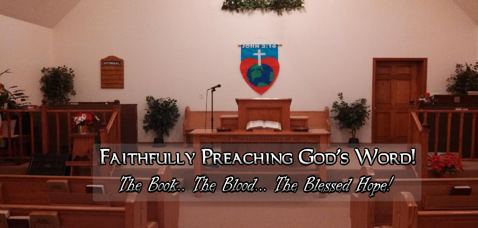 Slide 2 - Interior Faithfully Preaching