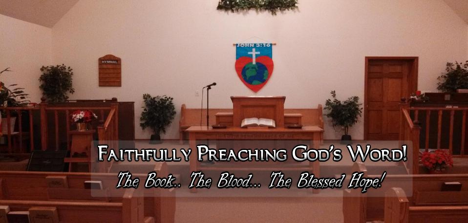 Slide 2 - Interior Faithfully Preaching